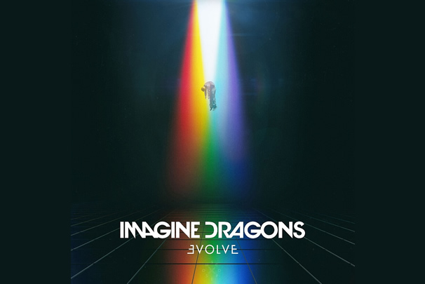 Imagine Dragons Cover Evolve