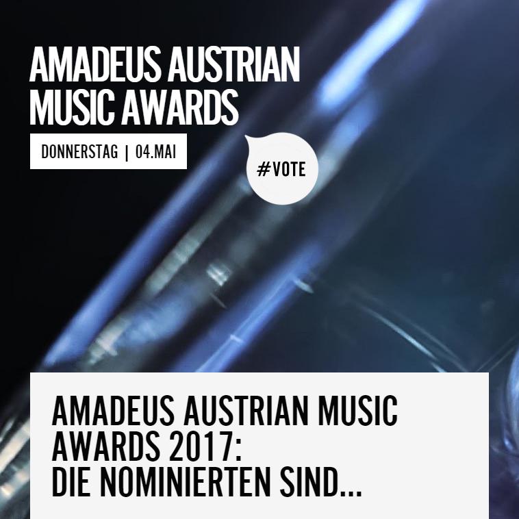 Amadeus Austrian Music Awards 2017