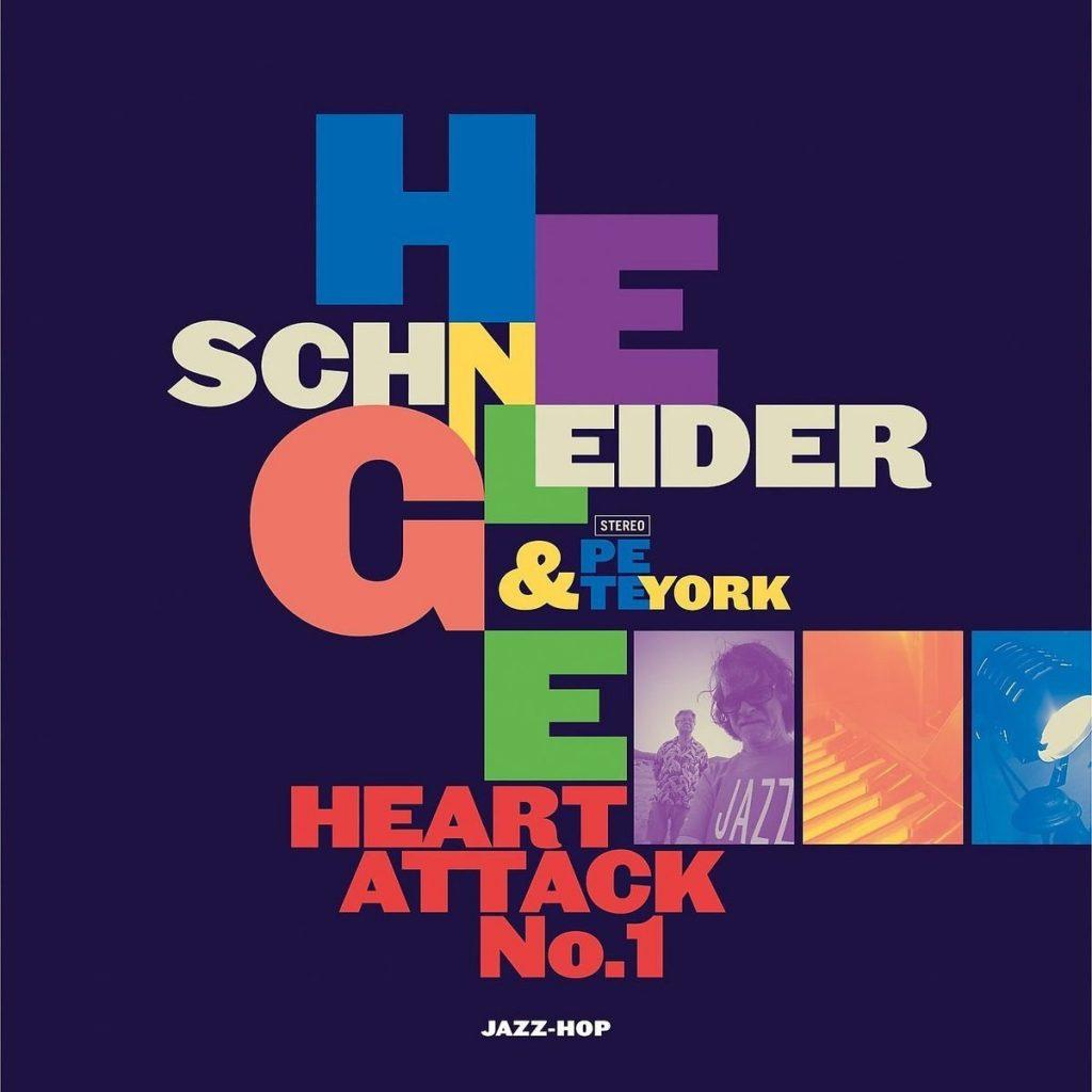 """Helge Schneider & Pete York präsentieren """"Heart Attack No. 1"""""""