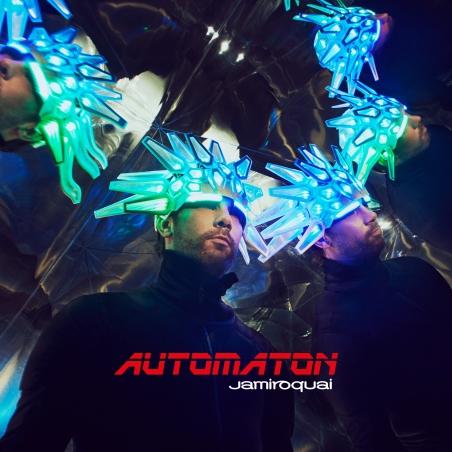 """JAMIROQUAI präsentieren ihr neues Album """"AUTOMATON"""" + Livetermin im Herbst"""