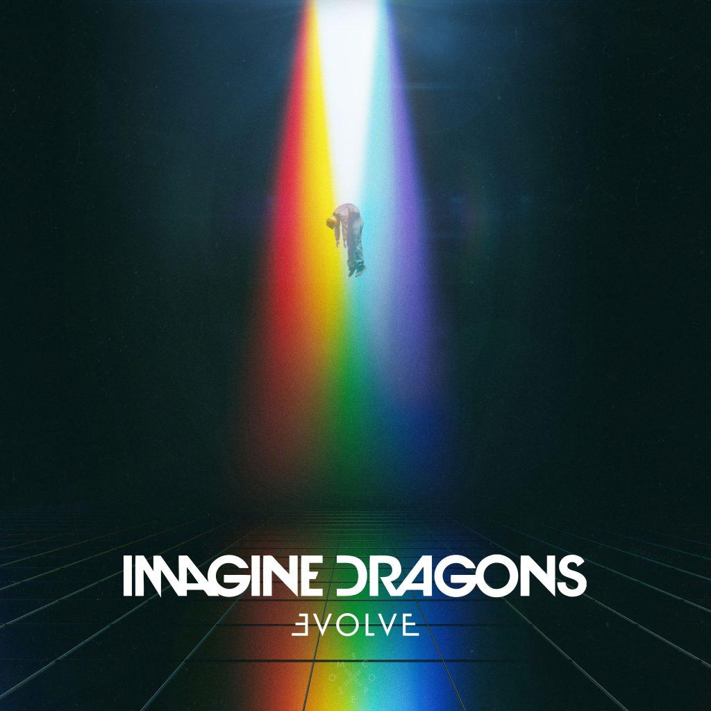 """Imagine Dragons veröffentlichen ihr neues Album """"EVOLVE"""""""