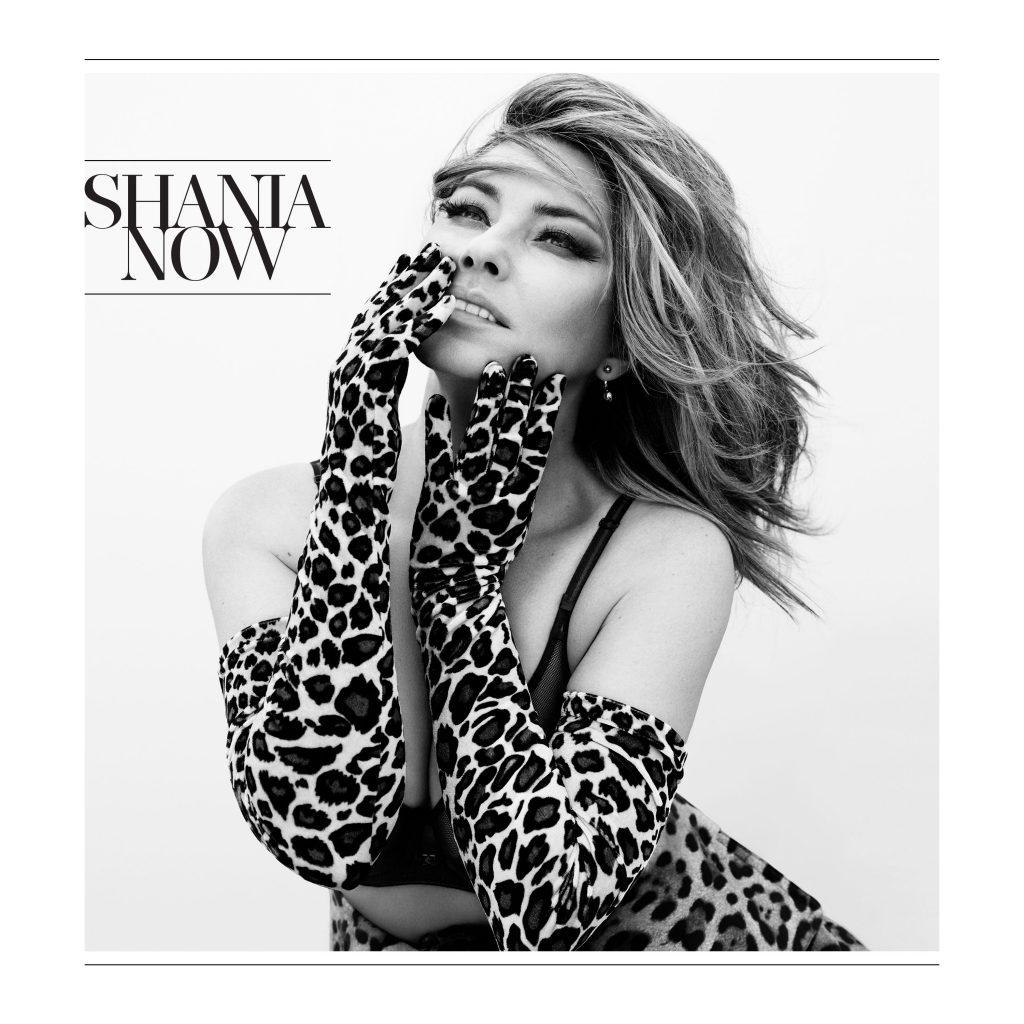 Shania Twain Album Cover Now
