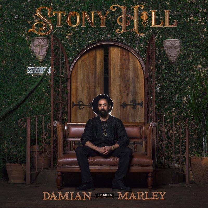"Damian ""Jr. Gong"" Marley mit neuen Album ""Stoney Hill"""