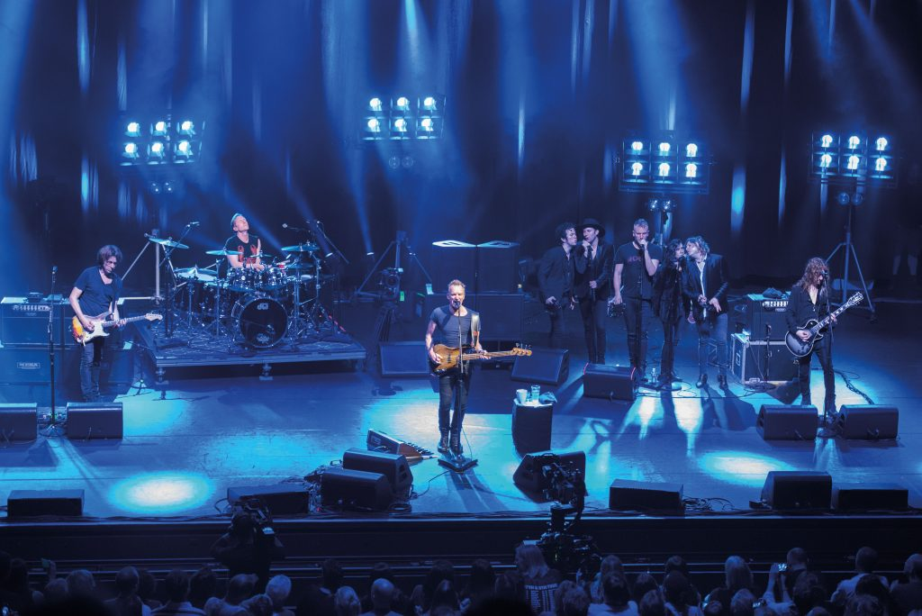 STING – Live At The Olympia Paris