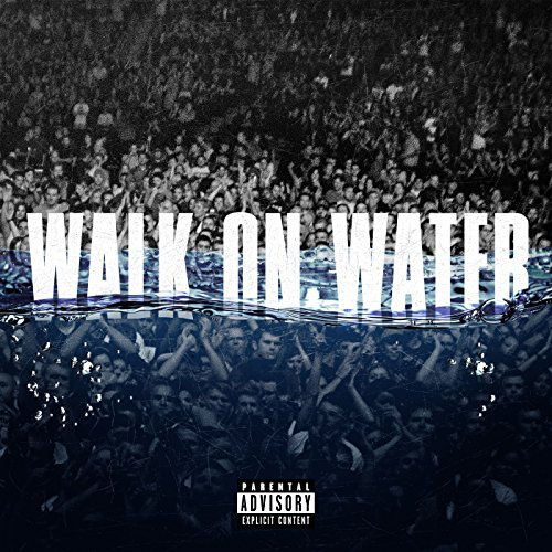 Eminem Walk On Water Single q