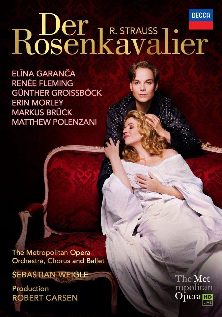 Renee Fleming Elina Garanca Groissboeck Der Rosenkavalier