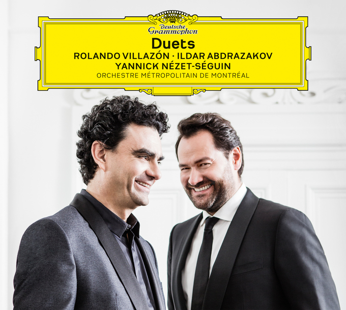 Rolando Villazon Duets