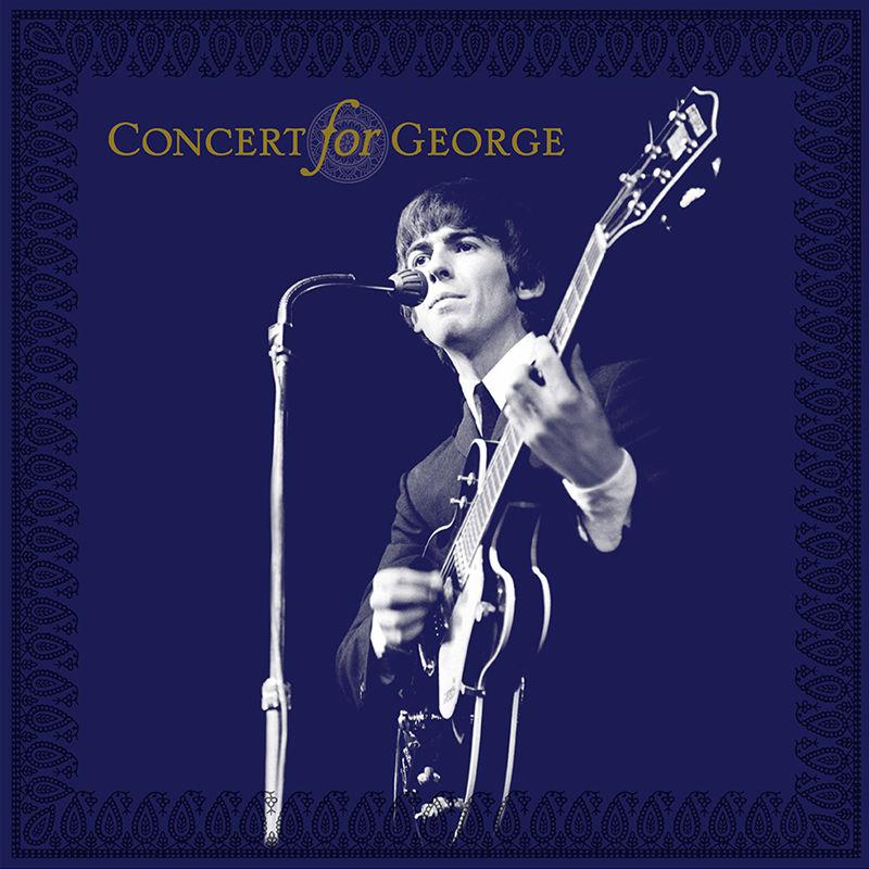CONCERT FOR GEORGE Erstmals auf Vinyl erhältlich