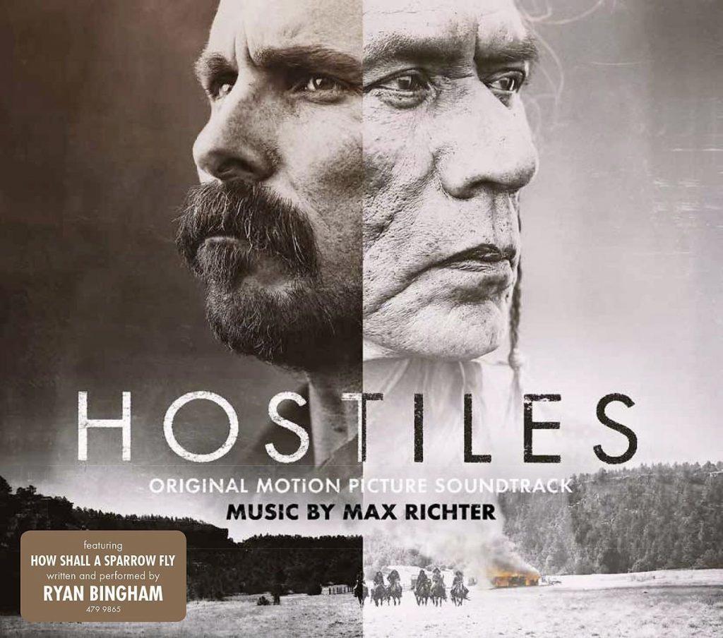 HOSTILES – Der Soundtrack zum Film bereits jetzt erhätlich!