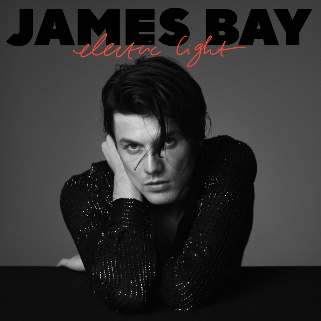 James Bay Electric Love Albumcover