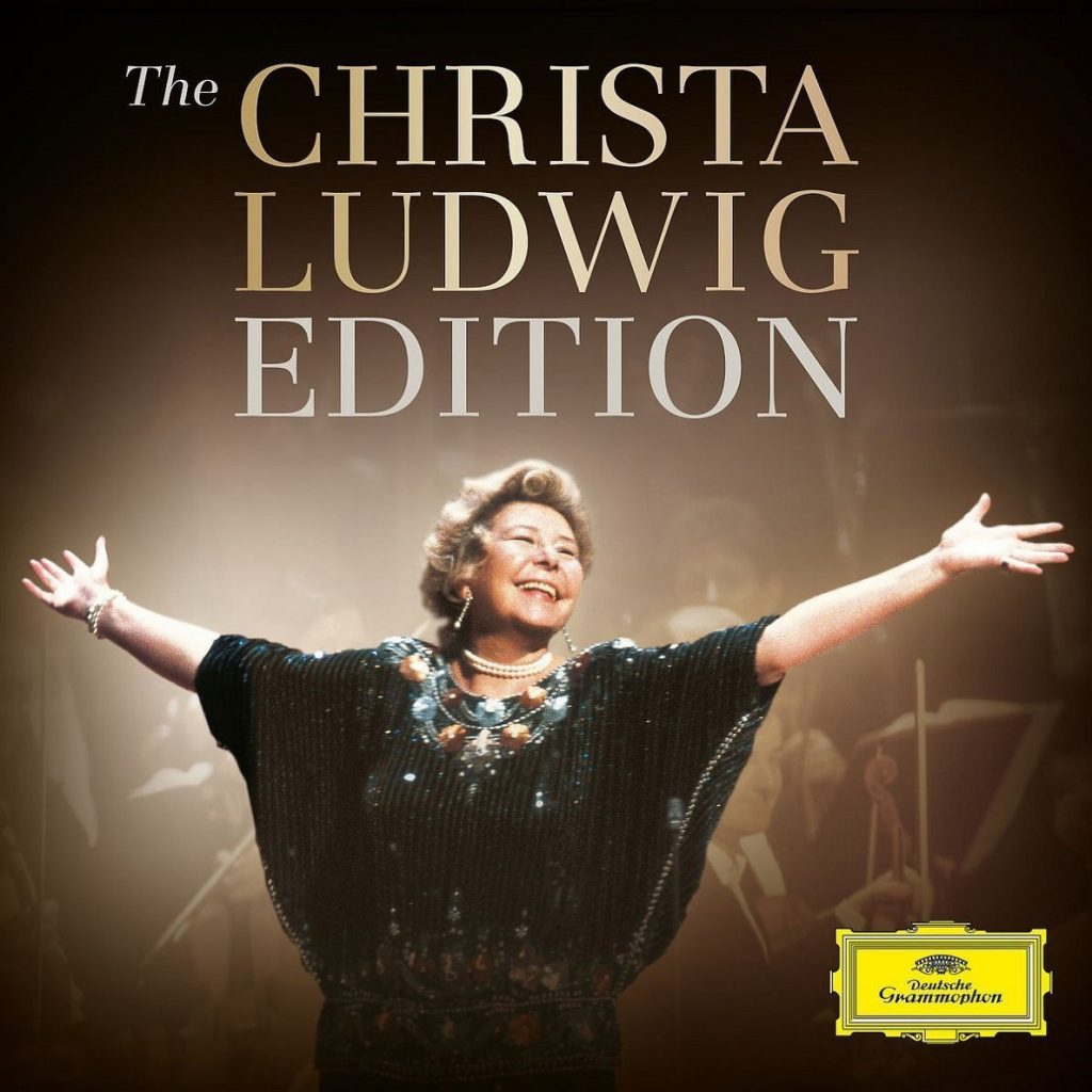 The Christa Ludwig Edition