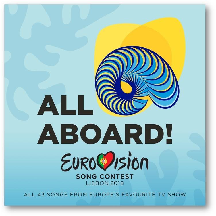 EUROVISION SONG CONTEST 2018 Jetzt auf 3 DVDs erhältlich!