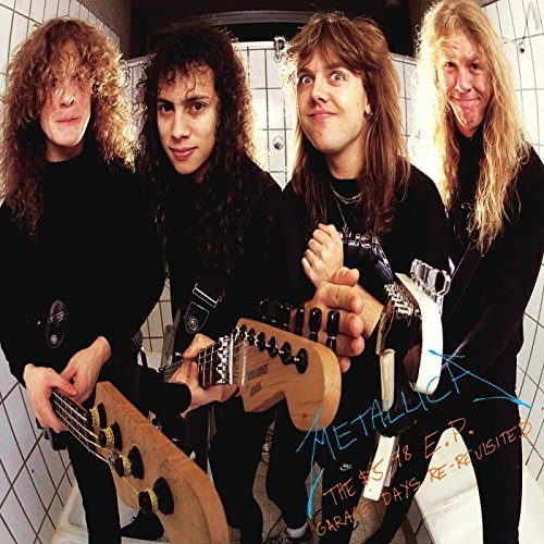 METALLICA The $5.98 EP – Garage Days Re-Revisited