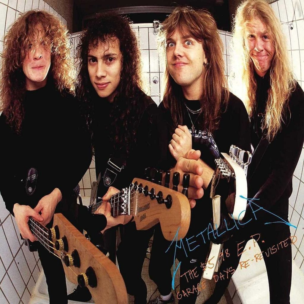 METALLICA – The $5.98 EP – Garage Days Re-Revisited