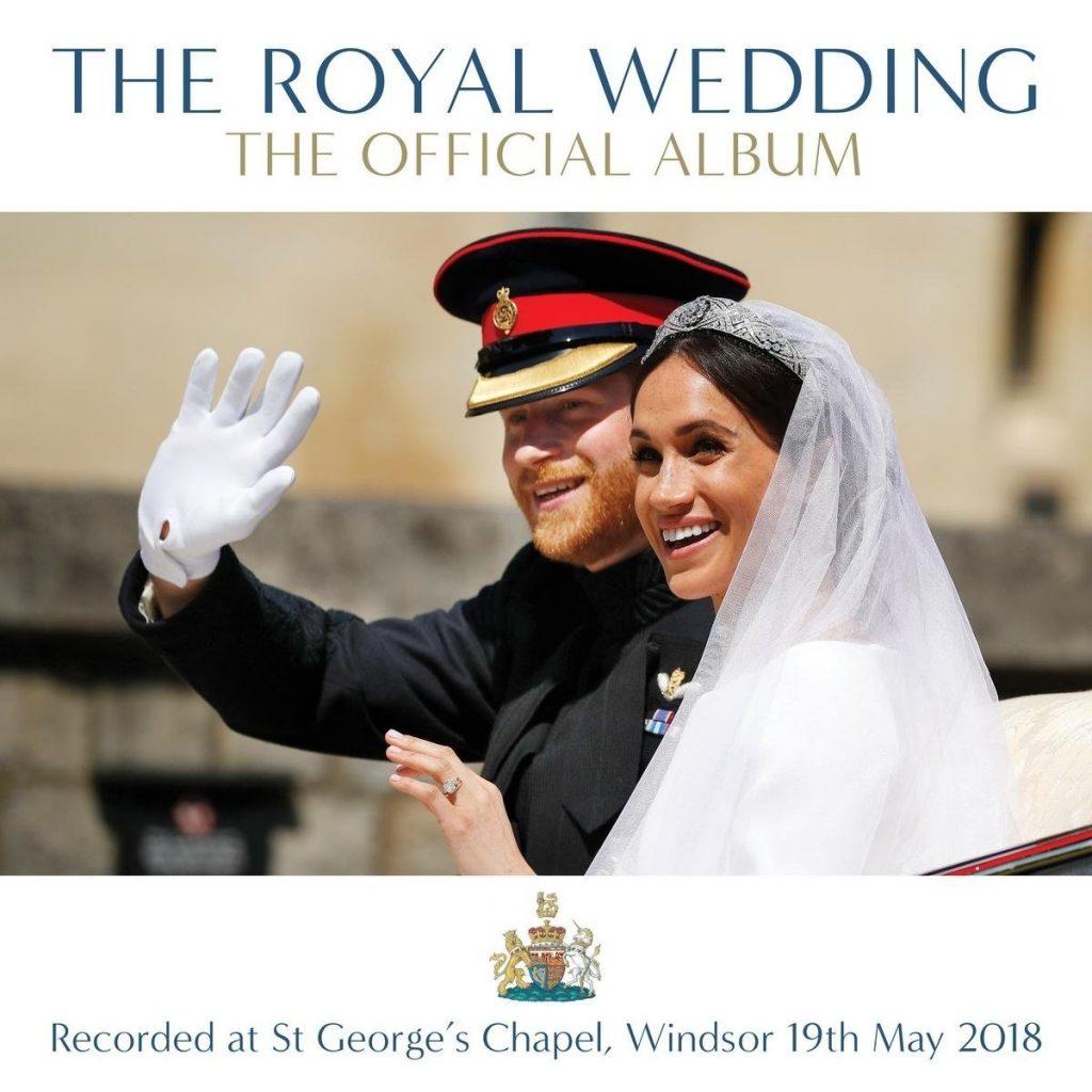 """Mit """"The Royal Wedding"""" veröffentlicht Decca ein Album mit königlichem Flair"""