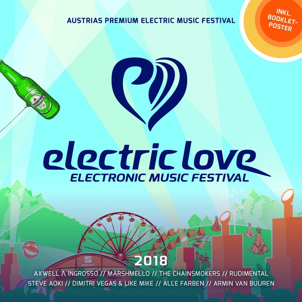 ELECTRIC LOVE 2018