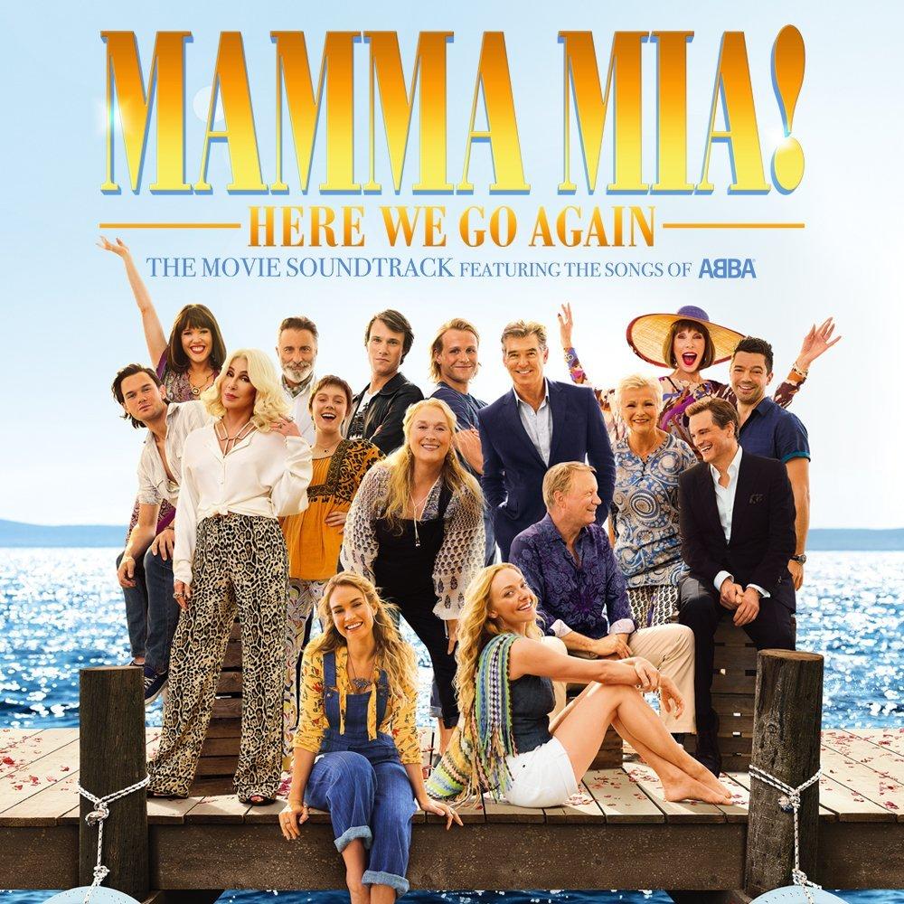 """Soundtrack von """"Mamma Mia! Here We Go Again"""""""