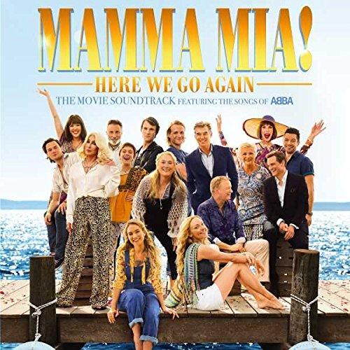 "Soundtrack zu ""Mamma Mia! Here We Go Again"" jetzt erhältlich"