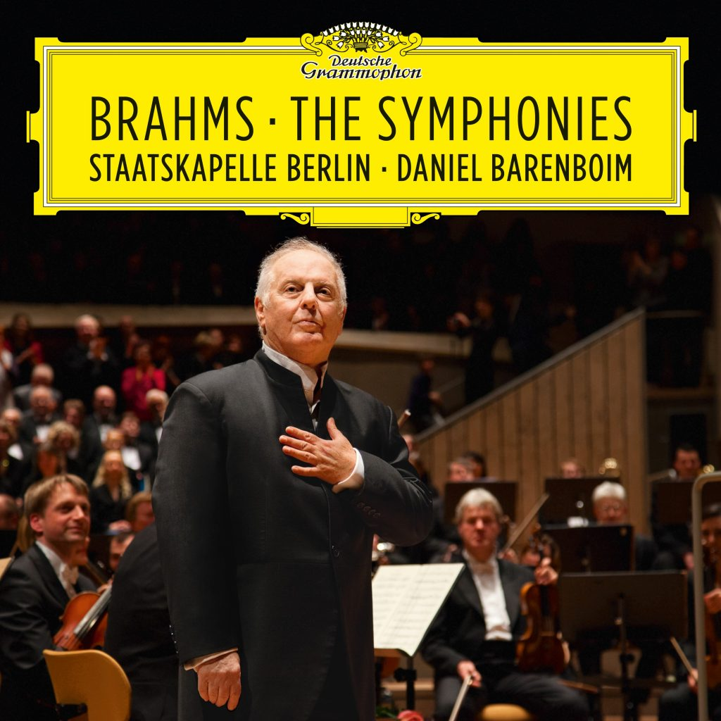 Daniel Barenboim/Staatskapelle Berlin – Brahms: The Symphonies