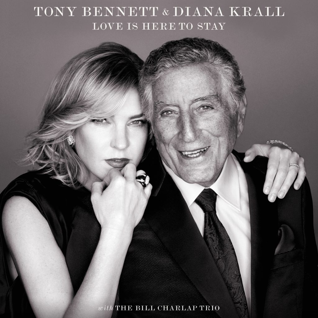 Tony Bennett & Diana Krall – Love Is Here To Stay