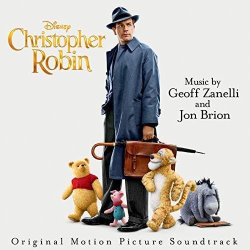CHRISTOPHER ROBIN – Der Soundtrack