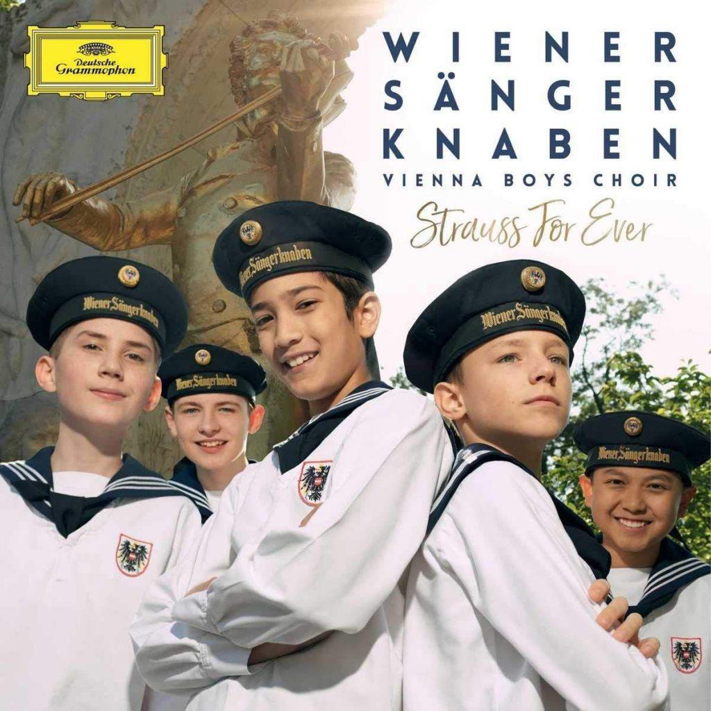 """Wiener Sängerknaben – Matrosen Polka aus dem Album """"Strauss For Ever"""""""