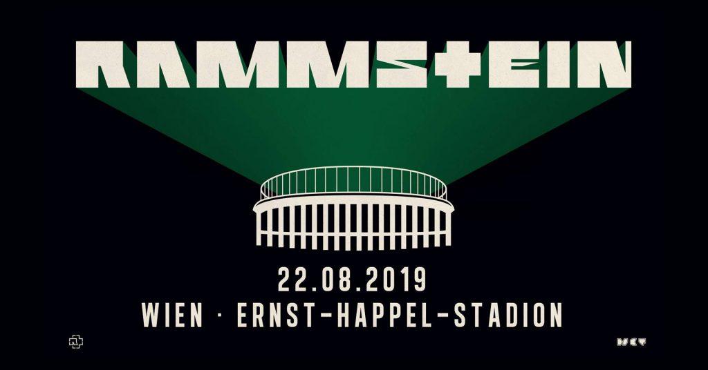 Rammstein melden sich 2019 mit neuem Album + erster Stadiontournee zurück!