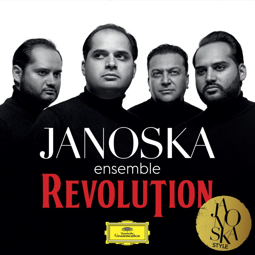 Janoska Ensemble Album Revolution