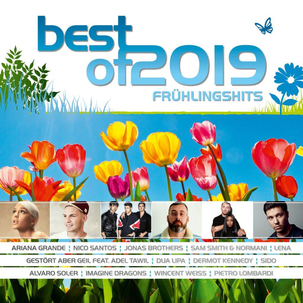 Tophits für einen traumhaften Frühling – best of 2019 FRÜHLINGSHITS
