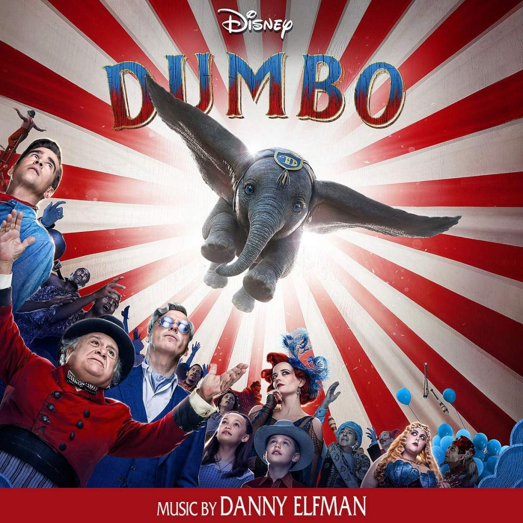 DUMBO - Soundtrack by Danny Elfman