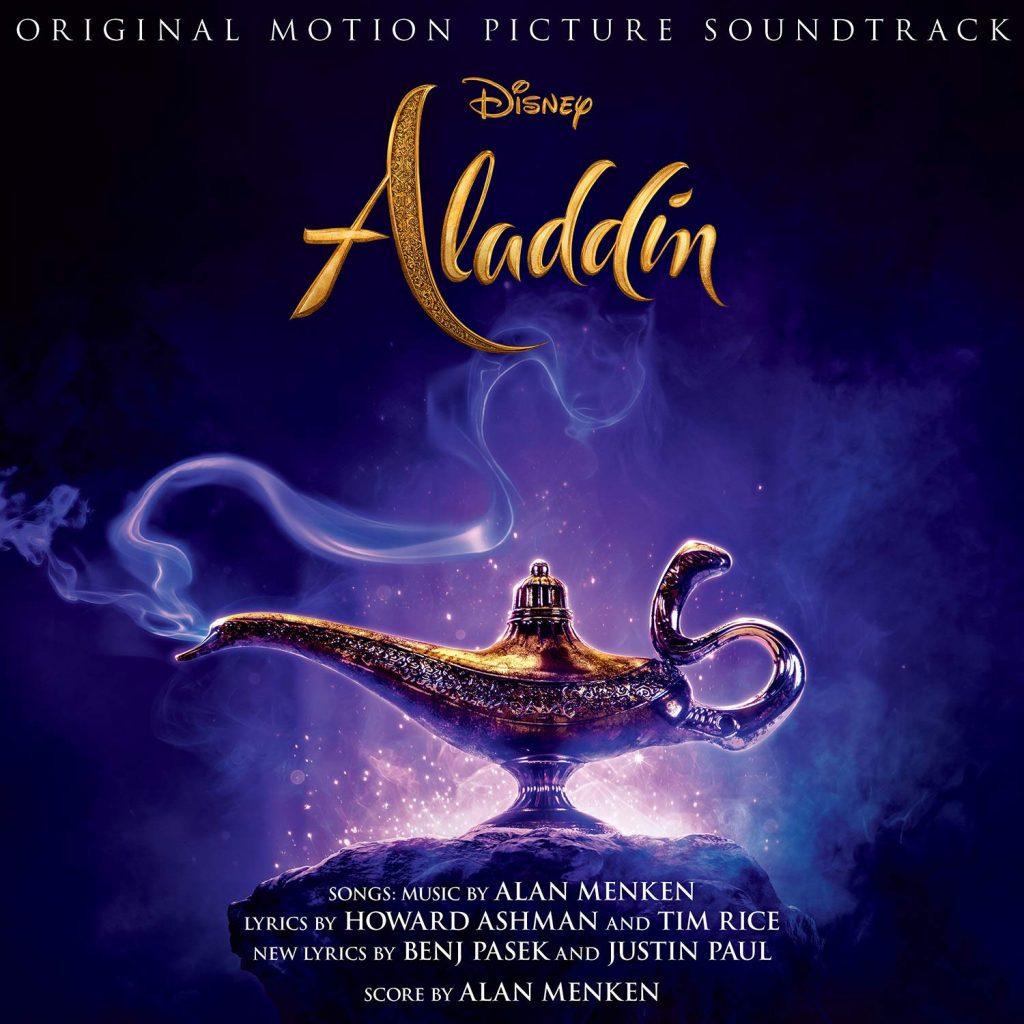 Aladdin – Der offizielle Soundtrack zur Neuverfilmung des Disney-Klassikers