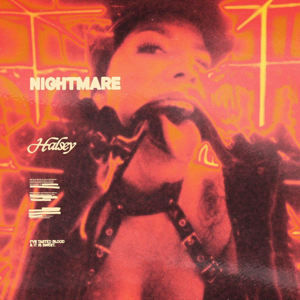 Halsey - Nightmare (Single 2019)
