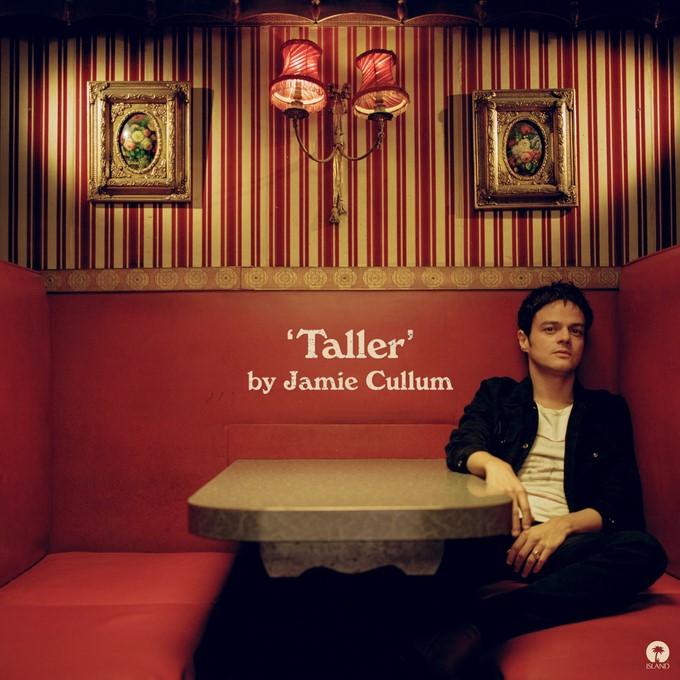 """Jamie Cullum Albumcover """"Taller"""""""