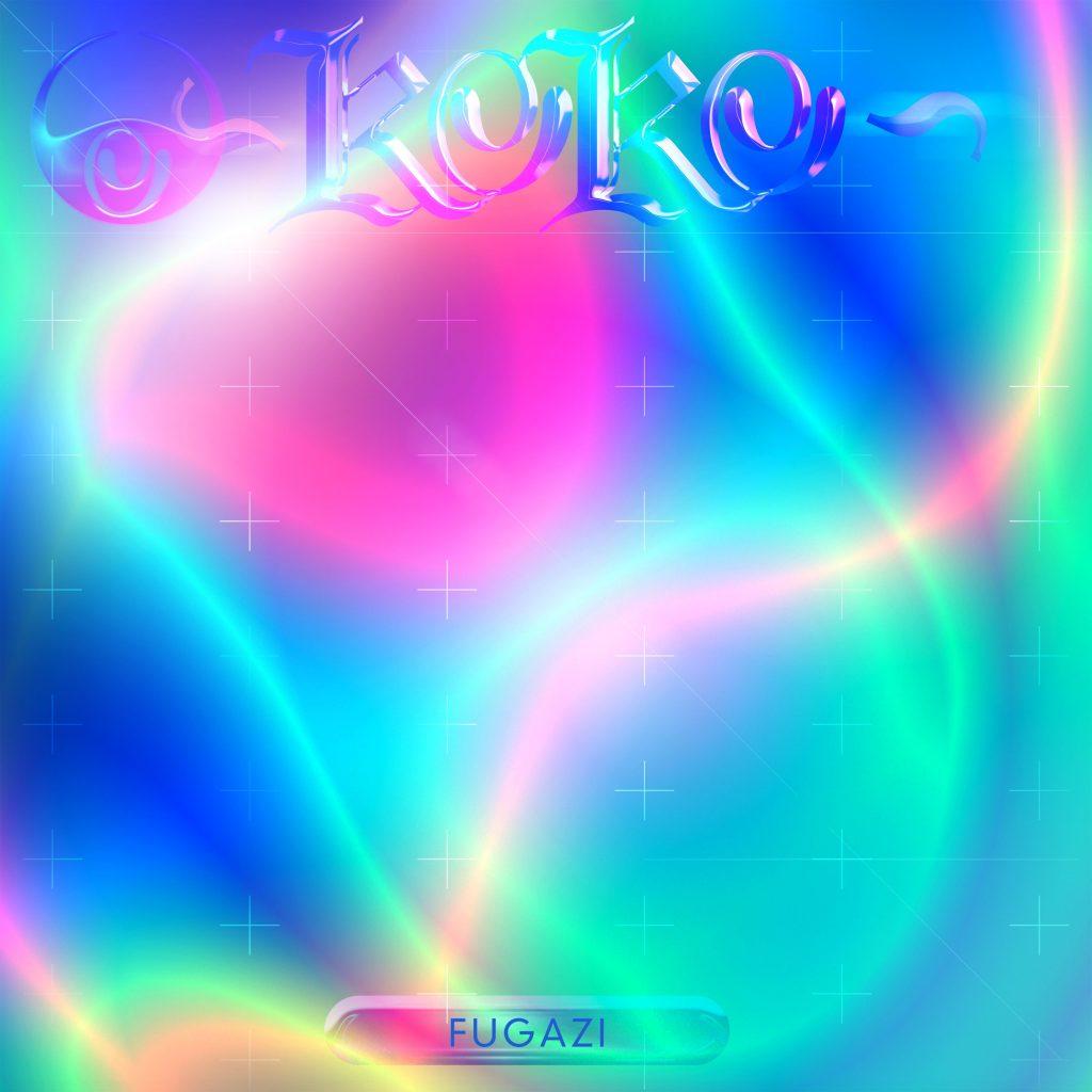 KeKe FUGAZI Cover