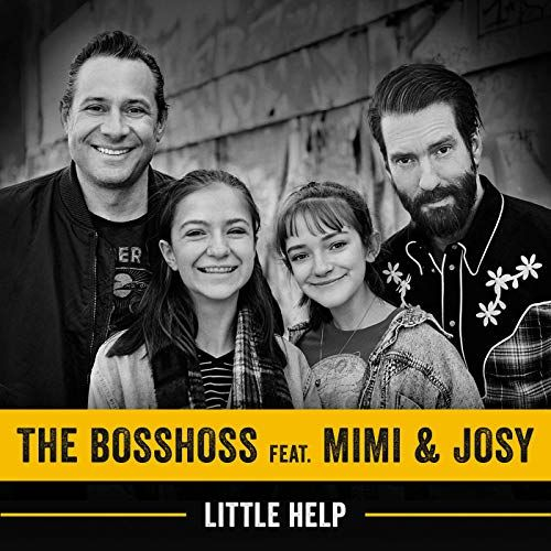 The BossHoss feat. Mimi & Josi Little Help (Single)