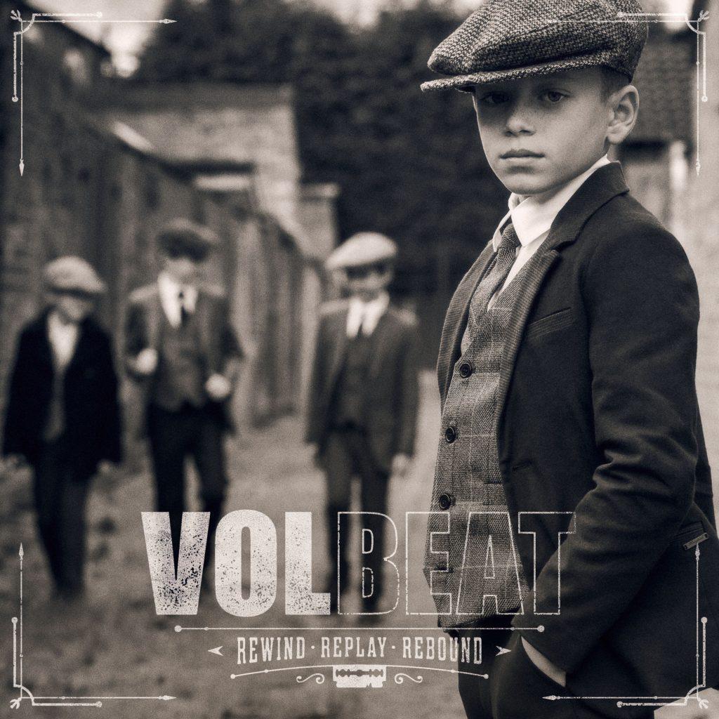 Volbeat - Rewind, Replay, Rebound 2019