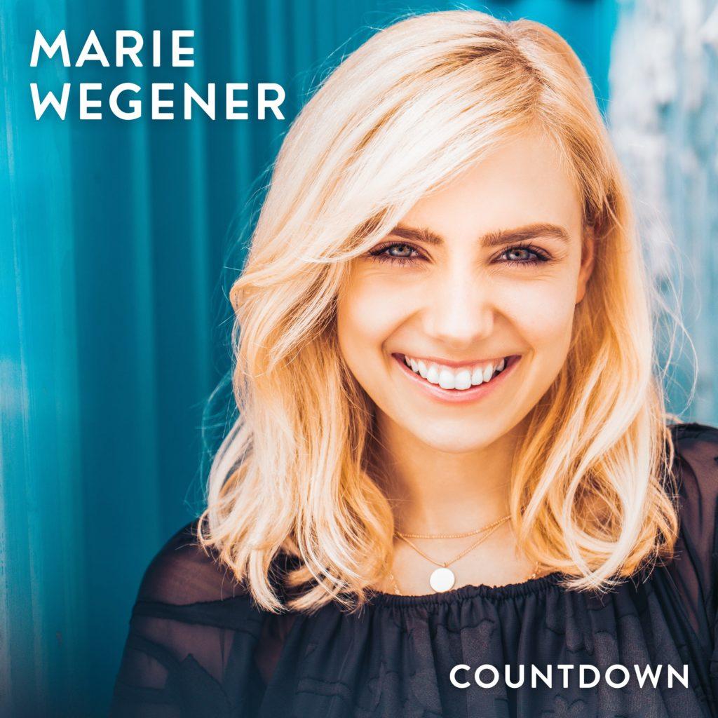 """Marie Wegener veröffentlicht ihr neues Album """"Countdown"""""""