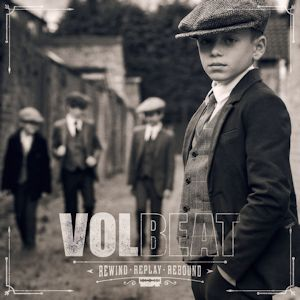 Volbeat 2019 Rewind, Replay, Rebound Albumcover