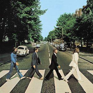 Beatles Abbey Road 50