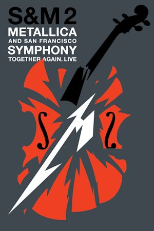 Metallica Filmplakat
