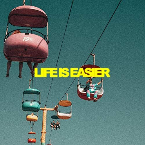 """PALASTIC – """"Life Is Easier"""" Out Now"""