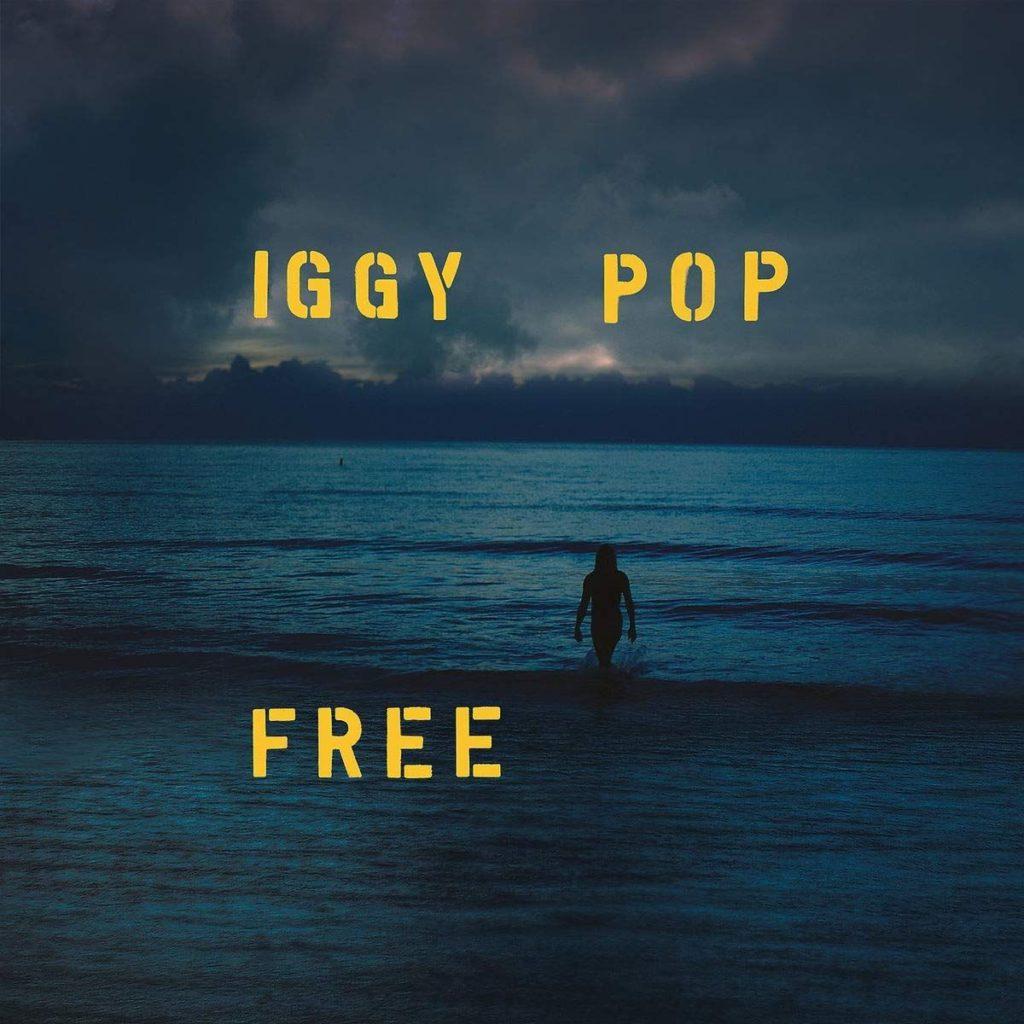 Iggy Pop Free (Album)