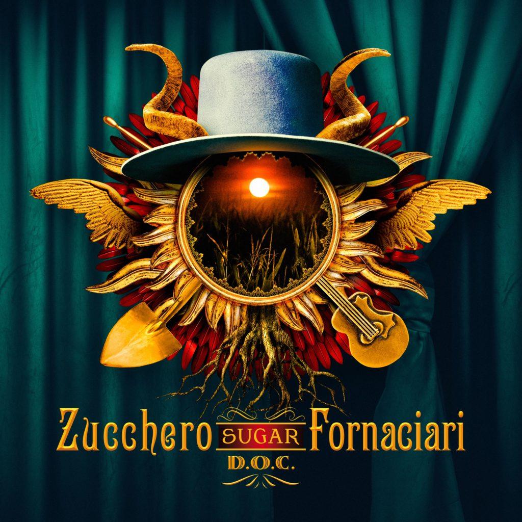 ZUCCHERO SUGAR FORNACIARI Cover Album Livelli