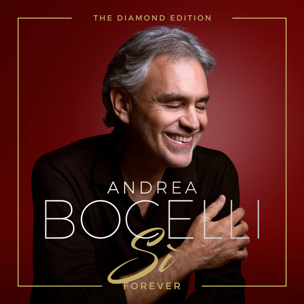 Andrea Bocelli - Si Forever - The Diamond Edition (2019)