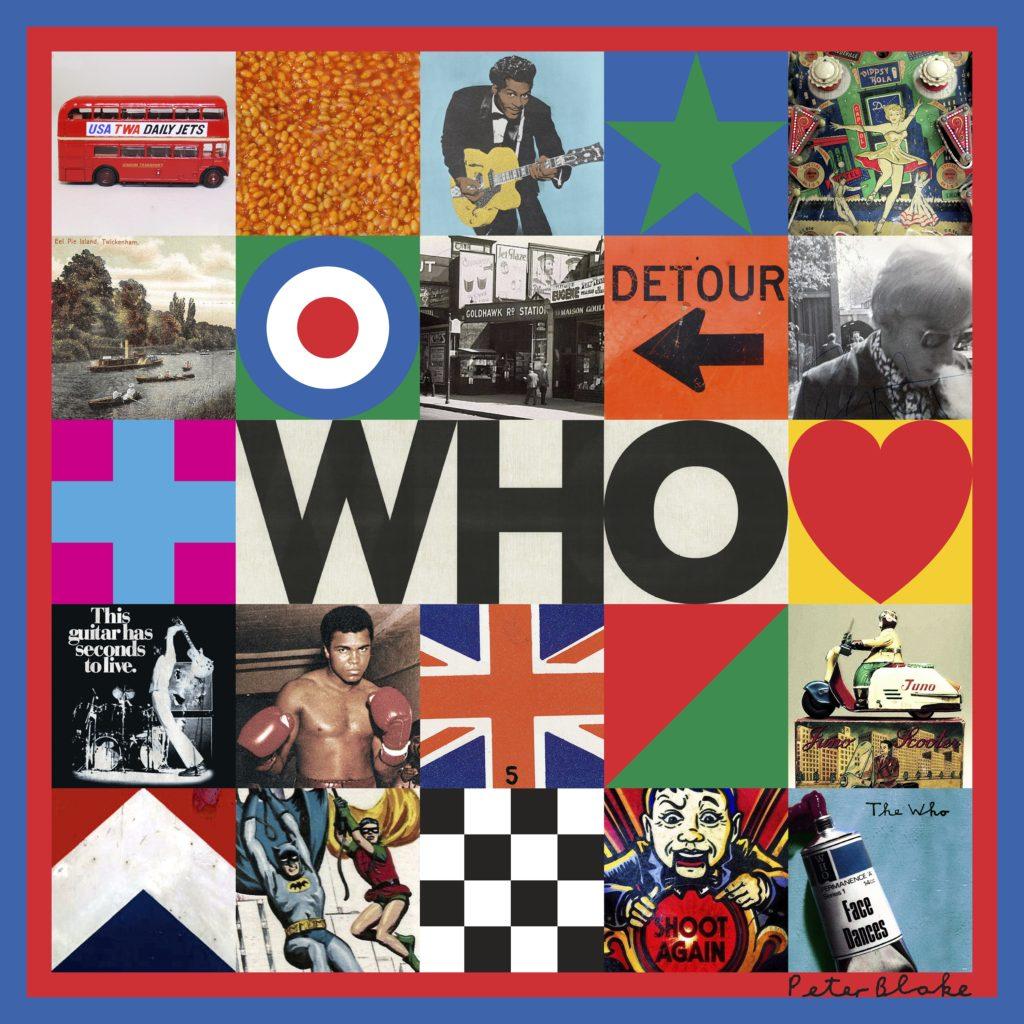 The Who - WHO (Album 2019)