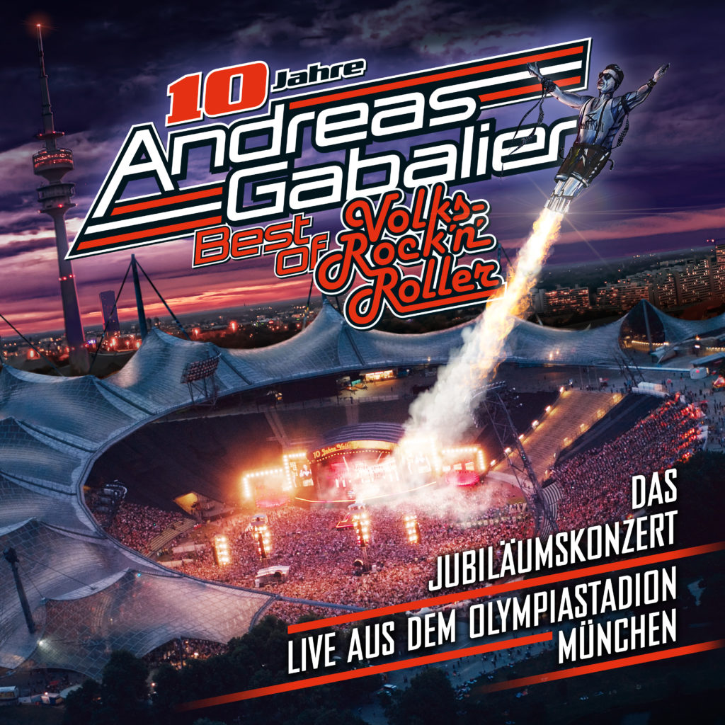 "Andreas Gabalier ""Best Of Volks Rock'N'Roller"" Live aus dem Olympiastadion München (2019)"