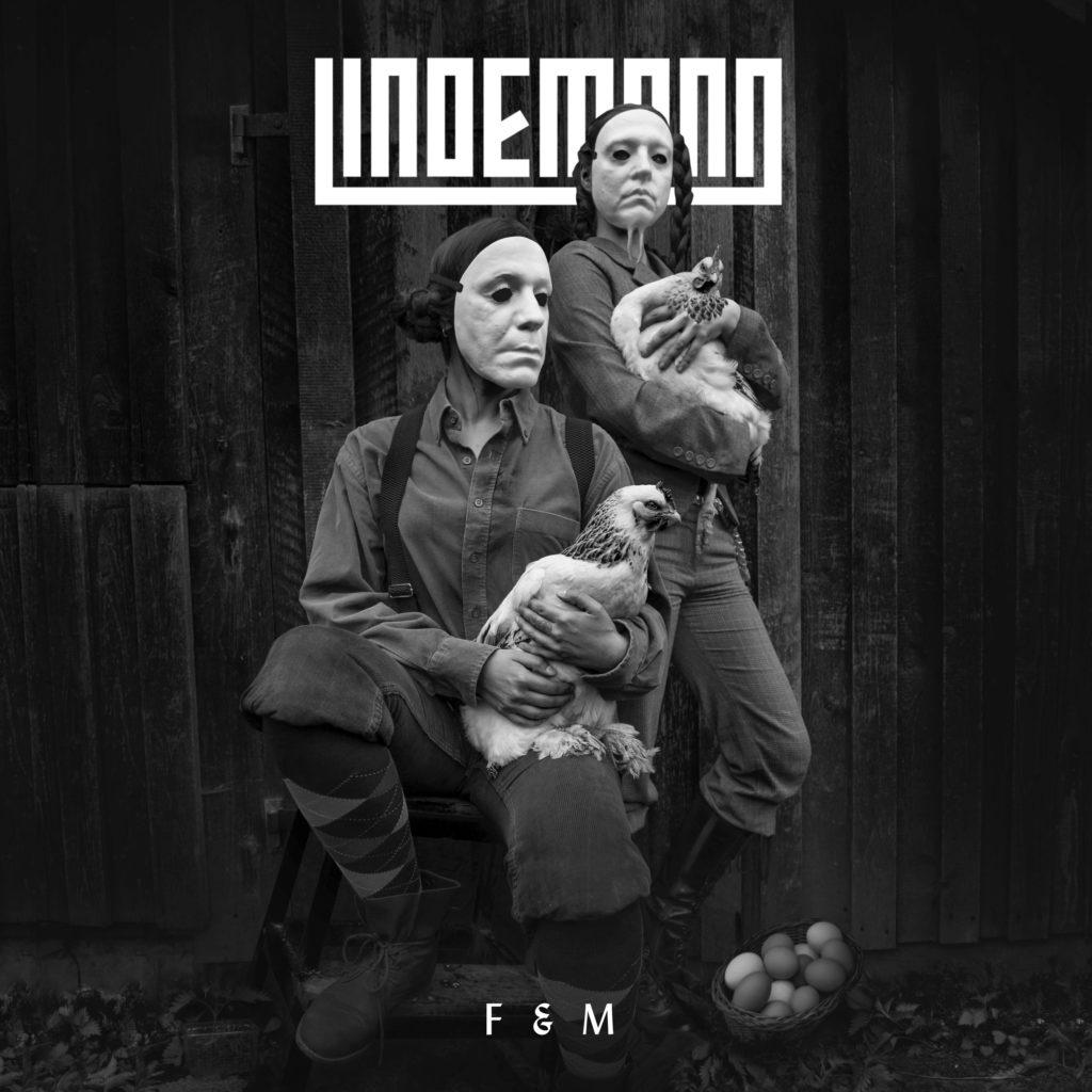 """LINDEMANN """"F & M"""" (Album 2019)"""