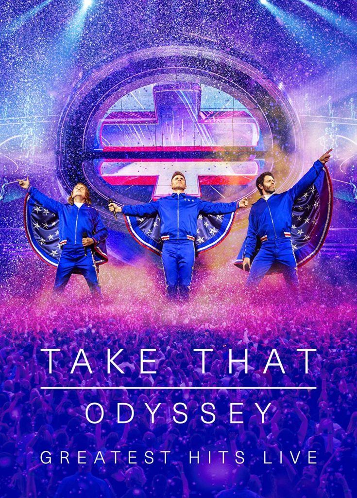 "Take That ""Odyssey Greatest Hits Live"" (2019)"