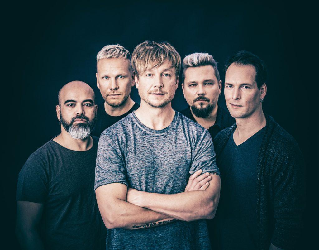 Sunrise Avenue by Ville Juurikkala (2019)