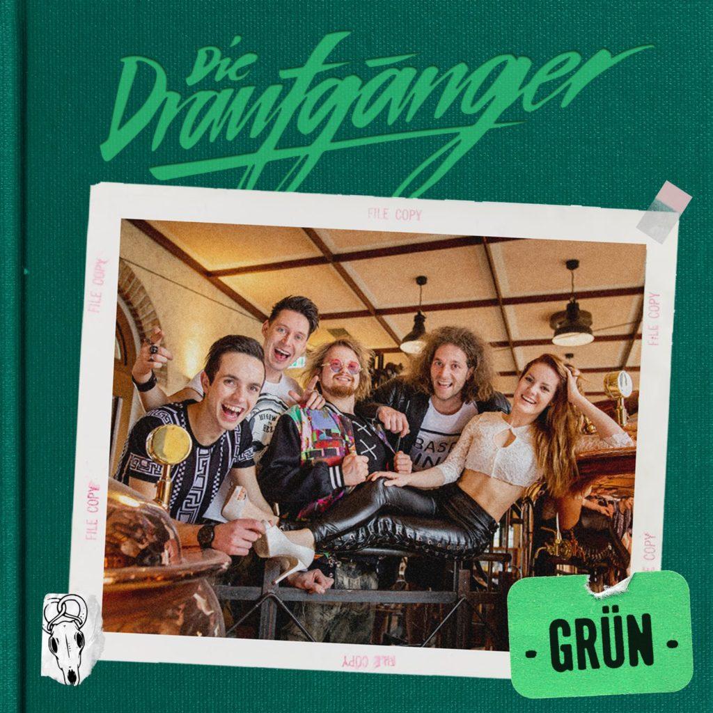 """Die Draufgänger veröffentlichen ihr zweites Album """"Grün"""""""
